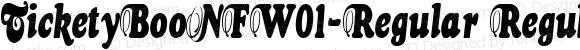 TicketyBooNFW01-Regular Regular Version 1.20