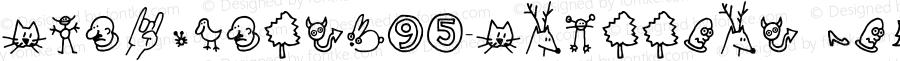 ChankbatsW95-Critters Regular Version 1.00