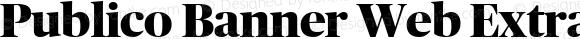 Publico Banner Web Extrabold