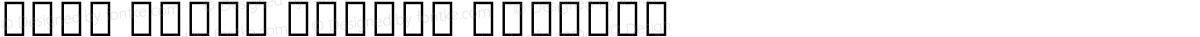 Noto Serif Tangut Regular