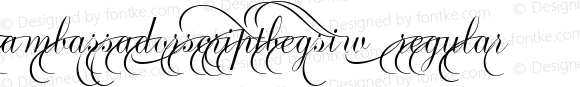 AmbassadorScriptBegsIW90 Regular Version 1.00