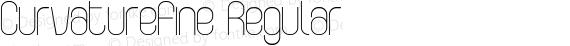 CurvatureFine Regular preview image