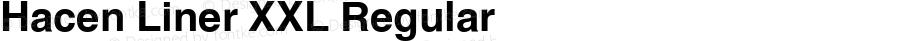 Hacen Liner XXL Regular Version 1.00 2006