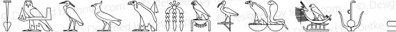 GlyphBasic2 Regular preview image