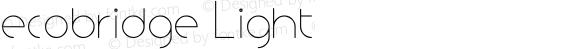 ecobridge Light
