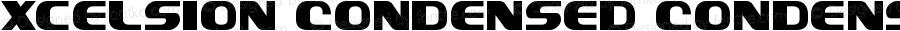 Xcelsion Condensed Condensed Version 4.00 July 14, 2016