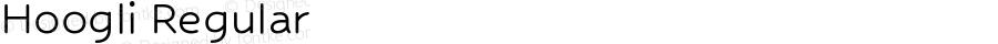 Hoogli Regular Version 1.000;PS 001.000;hotconv 1.0.88;makeotf.lib2.5.64775