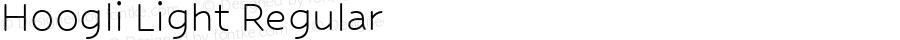 Hoogli Light Regular Version 1.000;PS 1.0;hotconv 1.0.88;makeotf.lib2.5.647800 DEVELOPMENT