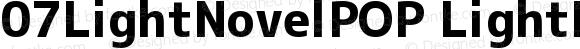 07LightNovelPOP LightNovelPOP Version 1.0