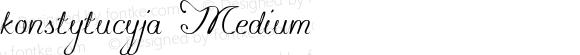 konstytucyja Medium