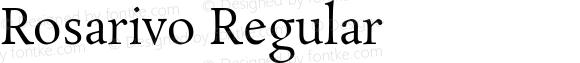 Rosarivo Regular