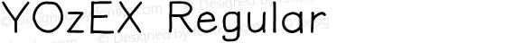 YOzEX Regular Version 14.04