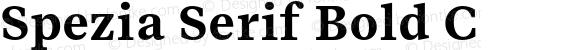 Spezia Serif Bold C