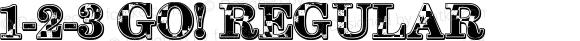 1-2-3 GO! Regular Version 1.00 14 juin 2006
