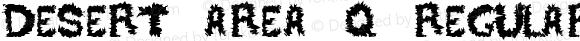 DESERT AREA-Q Regular Version 1.00 January 3, 2005, initial release