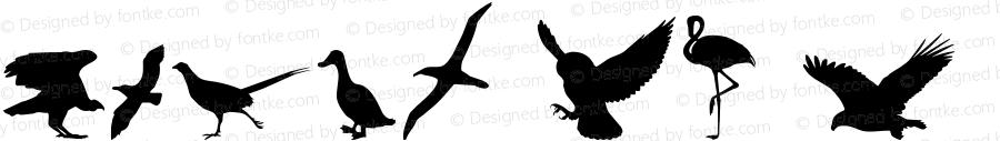 Birds of a Feather Regular 001.000
