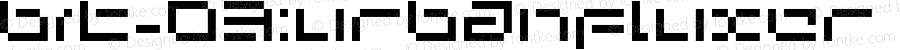 bit-03:urbanfluxer Regular 1.0