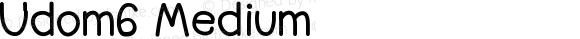 Udom6 Medium
