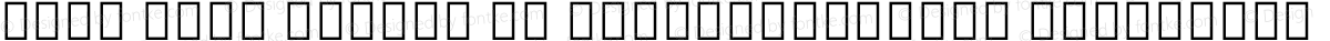 Noto Sans Arabic UI ExtraCondensed ExtraBold