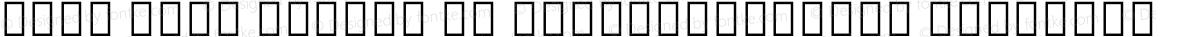 Noto Sans Arabic UI ExtraCondensed SemiBold