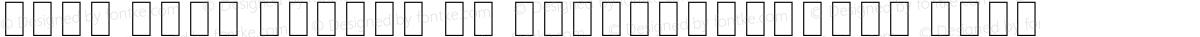 Noto Sans Arabic UI ExtraCondensed Thin