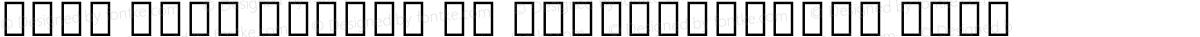 Noto Sans Arabic UI SemiCondensed Bold