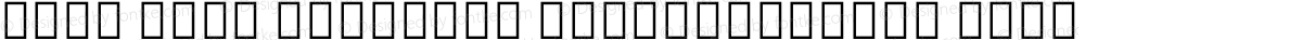 Noto Sans Ethiopic SemiCondensed Thin