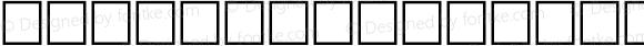 EileensMediumZodiac Regular Altsys Fontographer 3.5  8/21/92