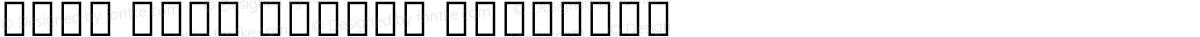Noto Sans Hebrew SemiBold