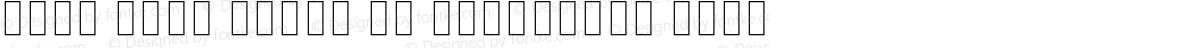 Noto Sans Khmer UI Condensed Thin