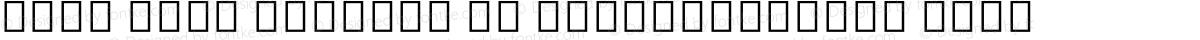 Noto Sans Myanmar UI SemiCondensed Bold