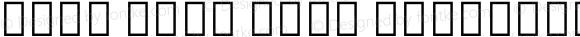 Noto Sans Thai ExtraCondensed SemiBold