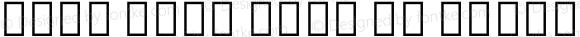 Noto Sans Thai UI Condensed Bold