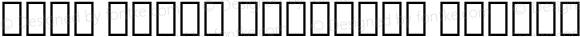 Noto Serif Armenian ExtraCondensed Bold