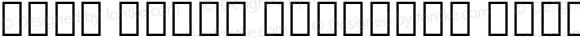 Noto Serif Armenian SemiCondensed SemiBold
