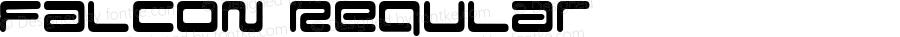 Falcon Regular Altsys Fontographer 4.1 98.8.15
