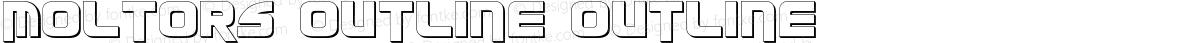 Moltors Outline Outline