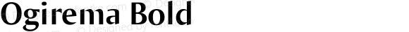 Ogirema Bold 1.1 2004-09-28