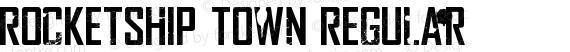 Rocketship Town Regular preview image