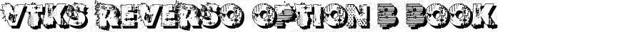 VTKS REVERSO OPTION B Book Version 1.00 January 27, 201