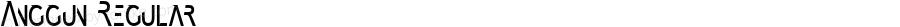 Anggun Regular Version 1.000;PS 001.001;hotconv 1.0.56