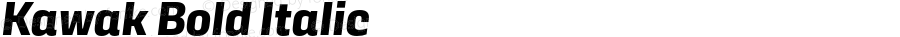 Kawak Bold Italic Version 1.000;PS 001.000;hotconv 1.0.88;makeotf.lib2.5.64775