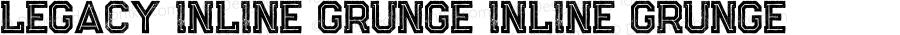 Legacy Inline Grunge Inline Grunge Version 1.000