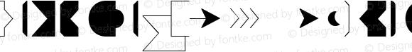 PasarelaW95-Borders Regular Version 1.00