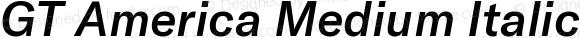 GT America Medium Italic Version 4.001;PS 004.001;hotconv 1.0.88;makeotf.lib2.5.64775