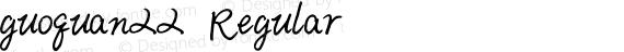 guoquan22 Regular preview image