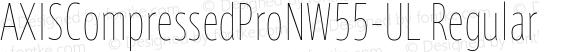 AXISCompressedProNW55-UL Regular