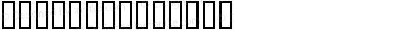 AHHiru Regular Macromedia Fontographer 4.1 9/3/2004