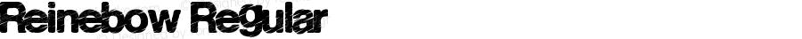 Reinebow Regular 1.2 20160820