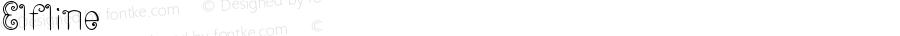 Elfline нормальный Version 1.00 November 21, 2016, initial release